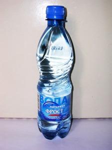 Вода Фрост