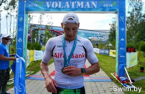 Volatman Triathlon 2018, Волатмен Триатлон 2018, Swim.by