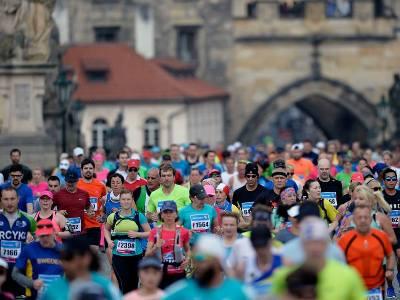 Volkswagen Prague Marathon 2017, Пражский марафон 2017