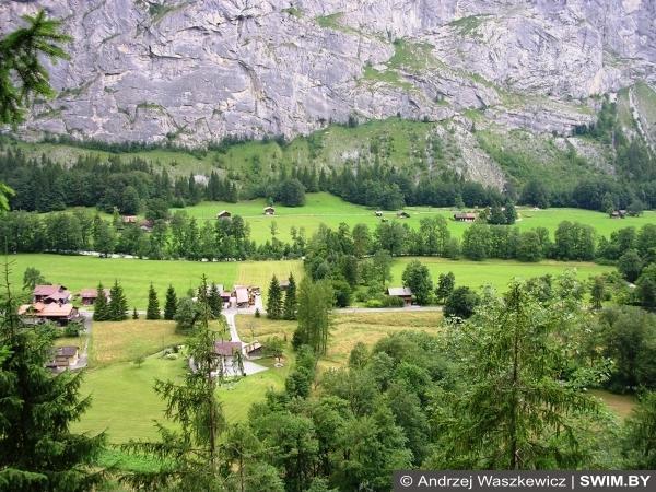 Ходьба в Швейцарии, самый популярный вид спорта в Швейцарии, активный отдых в Швейцарии, Анджей Вашкевич, Swim.by