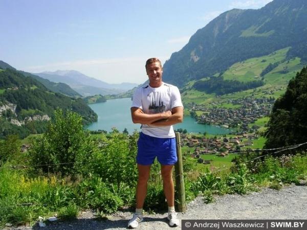 Ходьба в Швейцарии, путешествие по Швейцарии, самый популярный вид спорта в Швейцарии, активный отдых в Швейцарии, Andrzej Waszkewicz, Swim.by