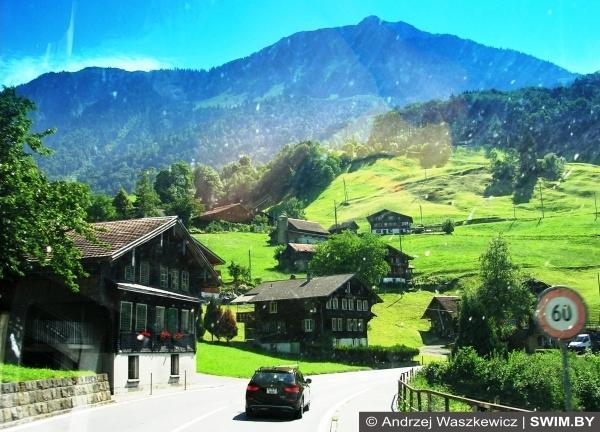 Ходьба в Швейцарии, путешествия в Швейцарии, самый популярный вид спорта в Швейцарии, активный отдых в Швейцарии, Andrzej Waszkewicz, Swim.by