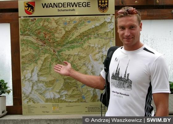 Ходьба в Швейцарии, самый популярный вид спорта в Швейцарии, активный отдых в Швейцарии