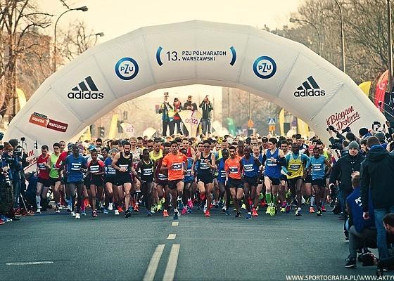 PZU Warsaw Half Marathon 2018, Pólmaraton Warszawski, Poland Marathons, Poland Running League, Swim.by, EMG