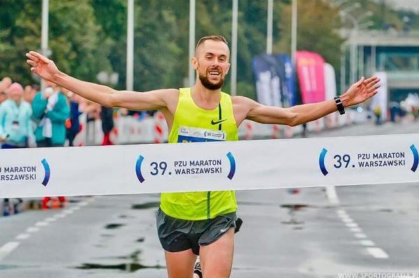 Radu Restivan, 321 Sport channel, Warsaw Marathon 2017, Polish Crown, Poland Running, EMG Sport