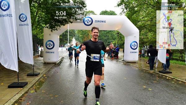 Warsaw Marathon, Polish Crown, Poland Running, Pic2Go