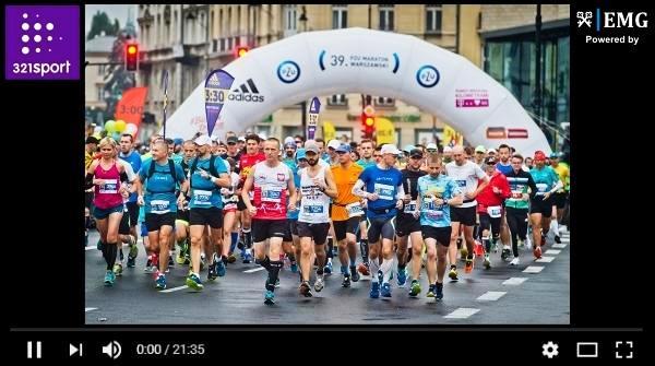 Warsaw Marathon, Warsaw Marathon 2017, Polish Crown, Poland Running, EMG Sport, Marathon Video
