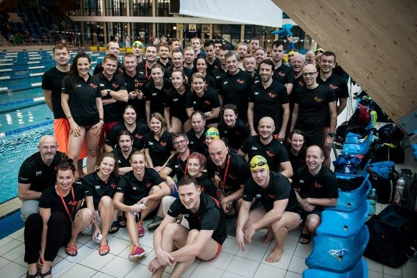 Warsaw Masters Team, Masters Swimming Club, Poland