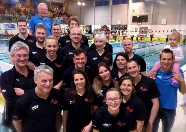 Warsaw Masters Team, Gliwice-2017, Polish Masters Swimming Championships 2017, Warsaw Masters