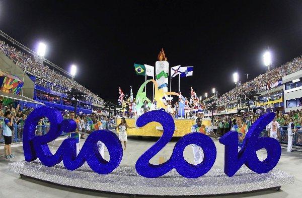 Бег в Варшаве, НОК Польши, Открытие Олимпийских игр в Рио-2016, Swim.by
