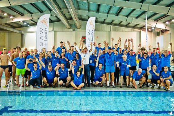 Warsaw Open 2017, Warsaw Open Masters Swimming Championships 2017, European Swimming Tour, European Masters League
