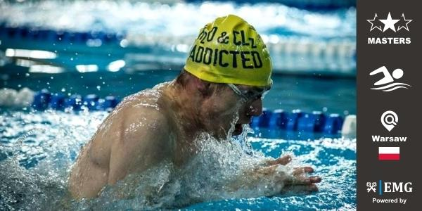 Warsaw Open Masters Swimming Championships 2017, masters swimming, Warsaw masters swimming