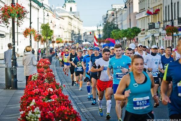 Варшавский Марафон 2016, Warsaw Marathon, Maraton Warszawski