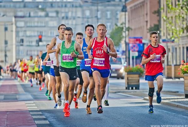 Варшавский Марафон 2016, Warsaw Marathon, Maraton Warszawski, бег 5 км