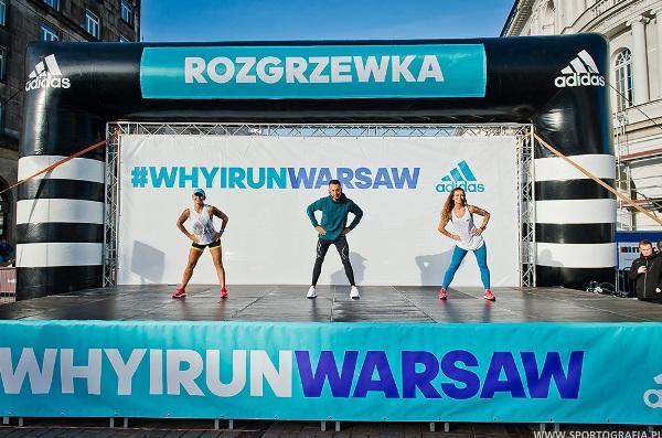 Варшавский Марафон 2016, Warsaw Marathon, Maraton Warszawski, Анджей Вашкевич, лучший спортивный блогер, лучший блогер, Swim.by