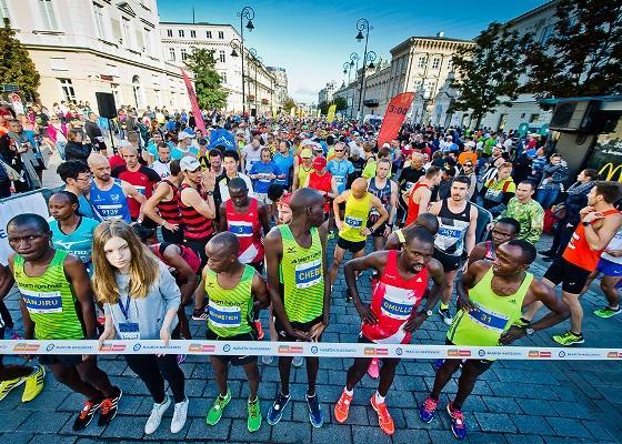 Варшавский марафон 2016, Maraton Warszawski