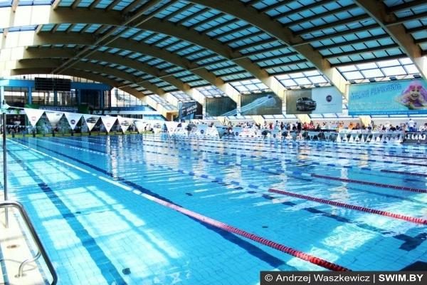 Бассейн Warszawianka, swimming pool