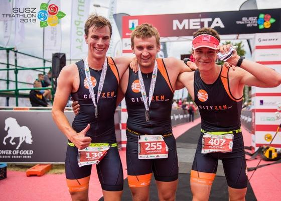 Susz Triathlon 2019, Triathlon Susz, Polish Triathlon