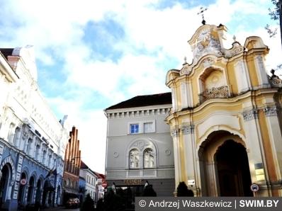 Вильнюс, Литва, Andrzej Waszkewicz