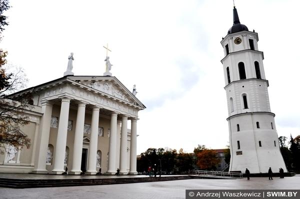 Andrzej Waszkewicz Katedra wileńska