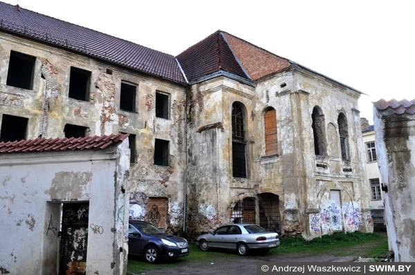 Andrzej Waszkewicz Wilno Vilnius street Old Town