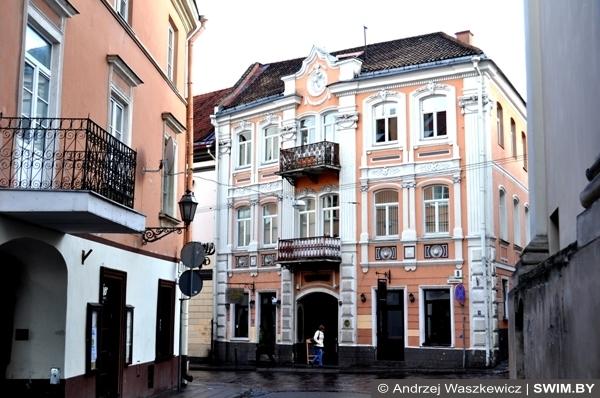 Andrzej Waszkewicz Wilno Vilnius Old City