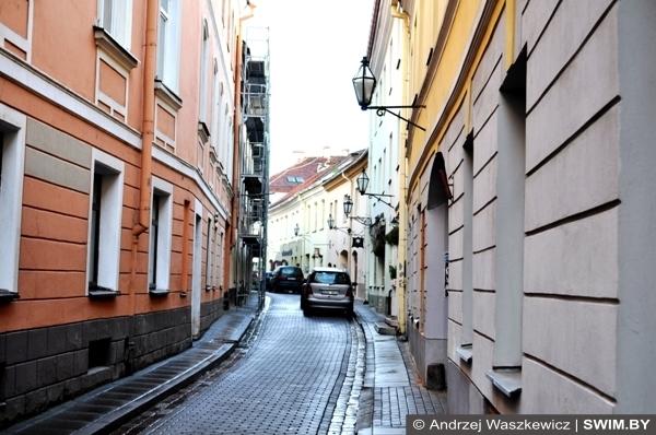 Old City Wilno Vilnius
