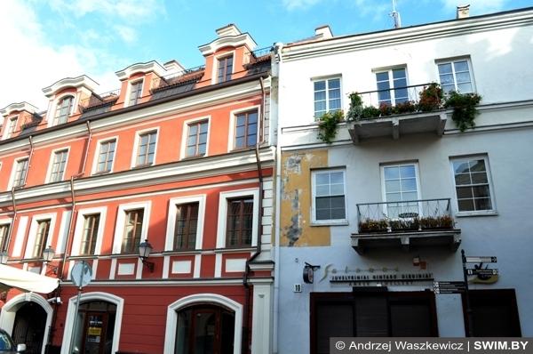 Vilnius Old City Town