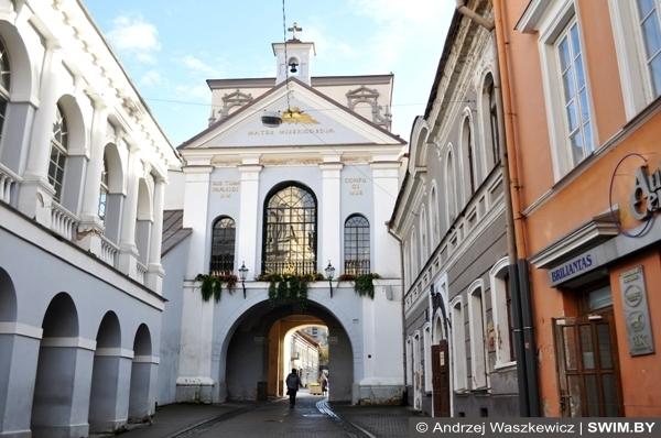 Ostra Brama, Wilno, Vilnius
