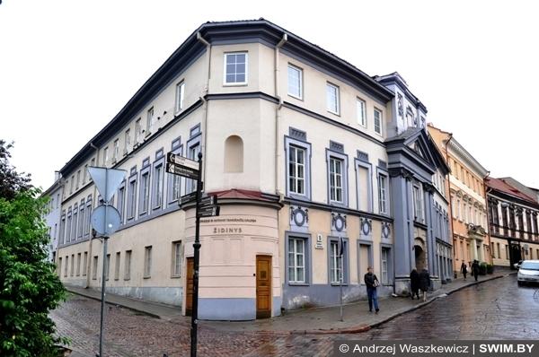 Andrzej Waszkewicz Wilno Vilnius Litwa