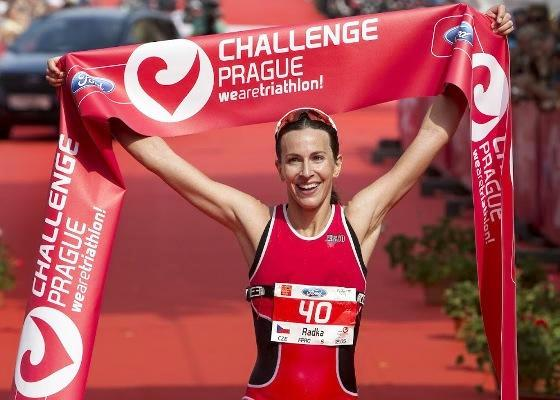 FORD CHALLENGE PRAGUE 2019, Winners Challenge Prague Triathlon 2019