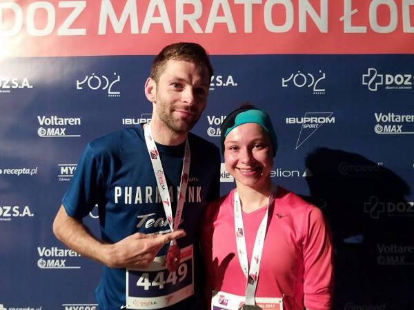 Марафон в Лодзи 2017, победители, Marathon Lodz 2017, результаты, бег на 10 км