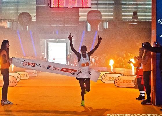 Марафон в Лодзи 2017, Marathon Lodz 2017