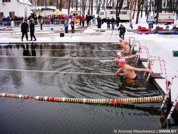 Winter Swimming in Minsk, Winter Swimming competition, Minsk, Belarus, www.swim.by