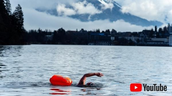 Winter Swimming Lake Bled, Winter Swimming, Lake Bled Swimming, www.swim.by, Lake Bled, Winter Swimming Slovenia, Swim.by