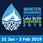 Winter Swimming World Cup 2019, Winter Swimming World Cup Bled Slovenia 2019