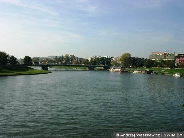 Висла, река, Польша
