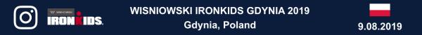Wiśniowski IRONKIDS Gdynia 2019 Foto, IRONKIDS Gdynia 2019 Zdjęcia, IRONKIDS Gdynia Poland Photos, Triathlon IRONKIDS Poland 2019 Fotos