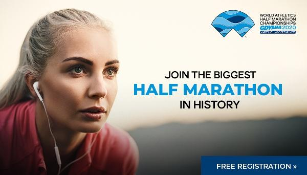World Athletics Half Marathon Championships Gdynia 2020, www.running.by, GDYNIA HALF MARATHON 2020, Running.by