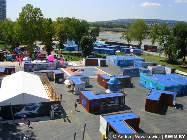 World Masters Swimming Championships 2017, Чемпионат мира по плаванию мастерс, Будапешт 2017, Анджей Вашкевич, Andrzej Waszkewicz