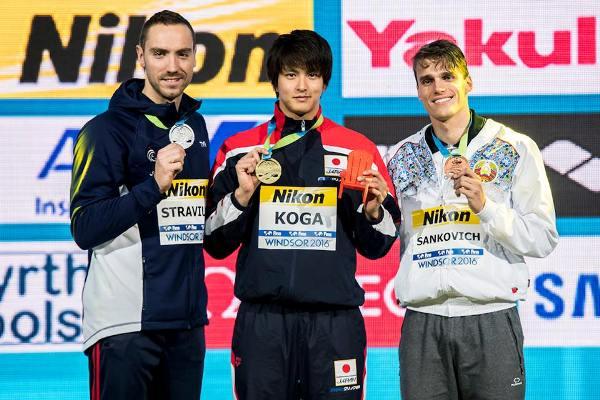 Чемпионат мира по плаванию на короткой воде 2016, Виндзор-2016, Канада, Andrzej Waszkewicz Sports Agency, Swim.by
