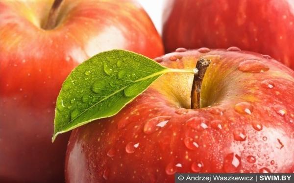 Яблоки, самые полезные продукты для сердца