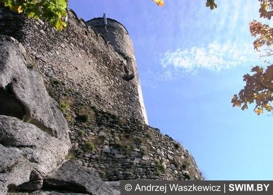 Andrzej Waszkewicz Замок Хойник, Польша Poland