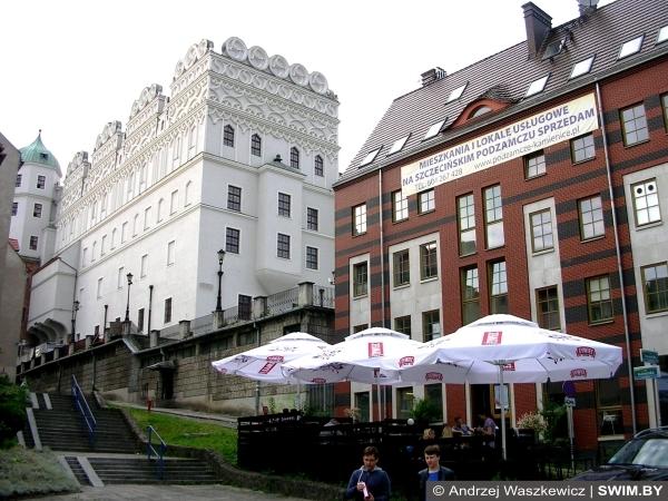 Замок поморских герцогов, князей, Щецин