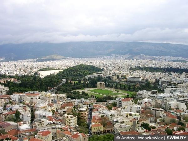 Зевс, Олимп, Греция